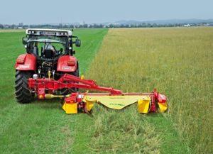 Segadora gaspardo - Maquinaria Agricola Nunez